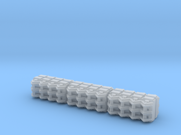 Launch Bay 6 Pack in Smooth Fine Detail Plastic