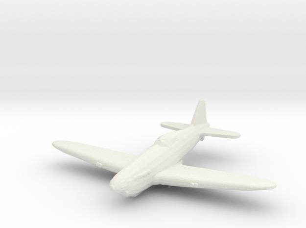 Arsenal VG-33 in White Natural Versatile Plastic: 1:200