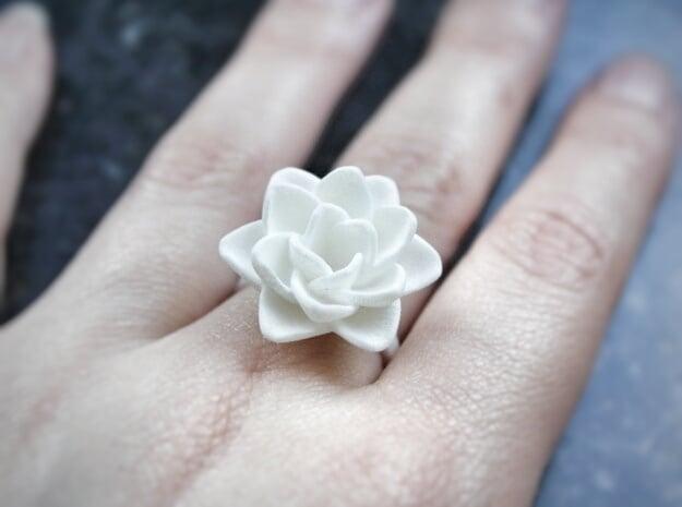 Rose Ring 17.3mm