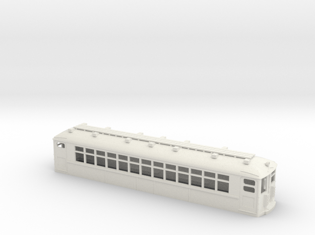 "CTA 4000 Series ""Plushie"" in White Natural Versatile Plastic"