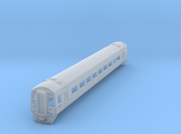 N Gauge Class 158 Version 4 (ScotRail) in Smooth Fine Detail Plastic