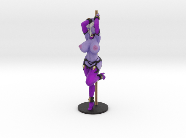 Pole Dancer Syx (Topless)
