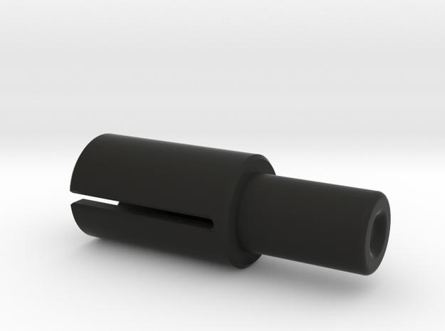 SX-64 Push-Button Extension. in Black Natural Versatile Plastic
