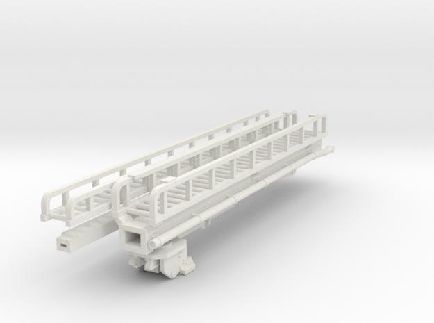 1/64 Telesqurt in White Natural Versatile Plastic