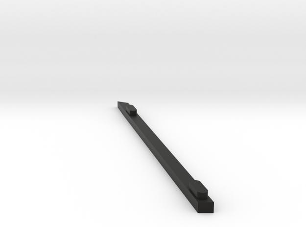 Ray 14 in Black Natural Versatile Plastic