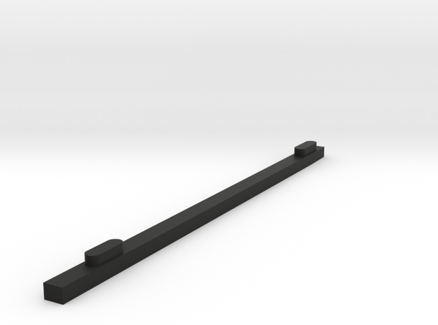 Ray 15 in Black Natural Versatile Plastic