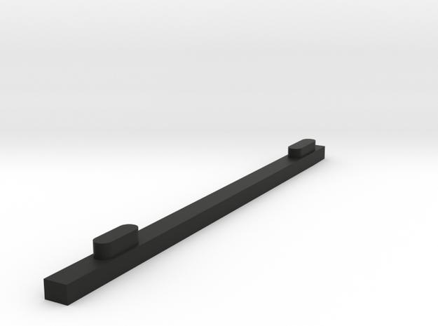 Ray 16 in Black Natural Versatile Plastic