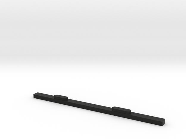Ray 4 in Black Natural Versatile Plastic