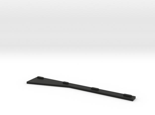 Ray 5 in Black Natural Versatile Plastic