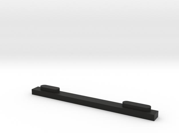 Ray 3 in Black Natural Versatile Plastic