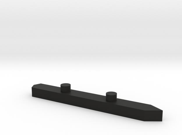 Ray 35 in Black Natural Versatile Plastic