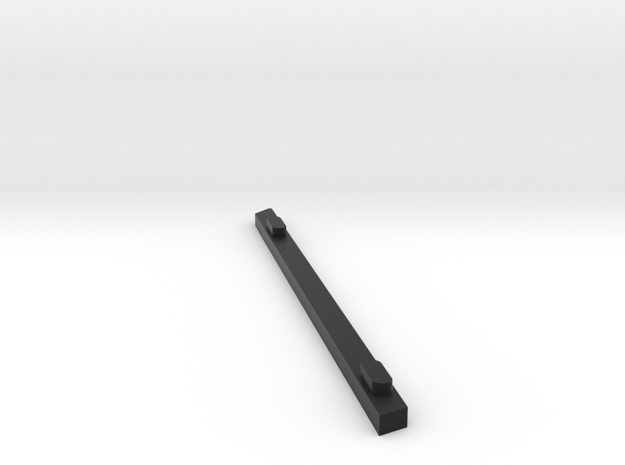 Ray 10 in Black Natural Versatile Plastic