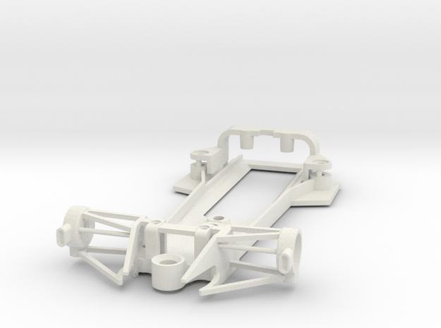 WilliamsFW08C 160623 in White Natural Versatile Plastic