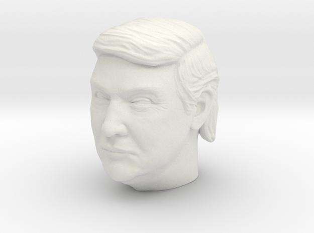 Trump 2.65 Cm in White Natural Versatile Plastic