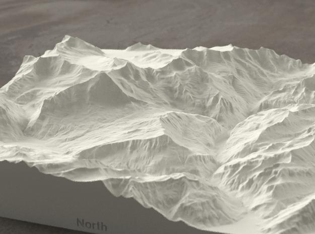 8''/20cm Oberland Peaks, Switzerland, Sandstone in Natural Sandstone