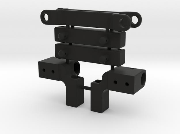 Skeleton Rear Body Bumper Mount Set