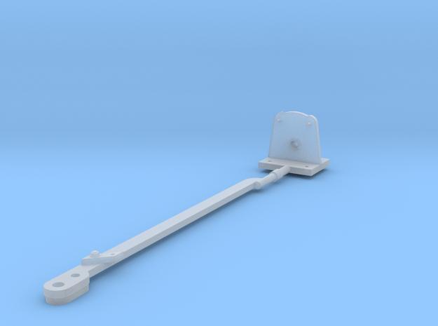 Deutz OME Handbremshebel 1 13 3 in Smooth Fine Detail Plastic