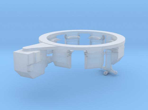 TC Leo1A4 Int Peri 1 16 in Smooth Fine Detail Plastic
