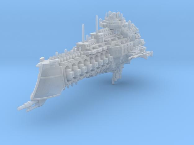 Dominator class cruiser in Smooth Fine Detail Plastic