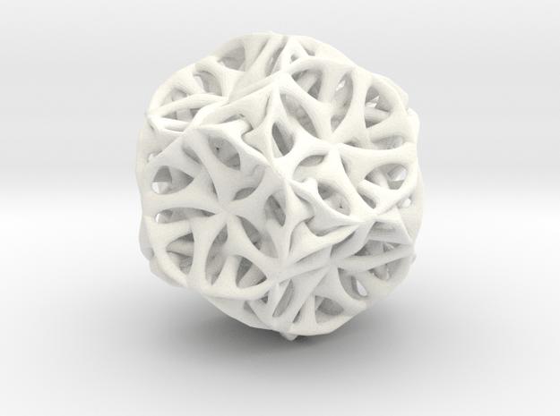 Do 5 in White Processed Versatile Plastic