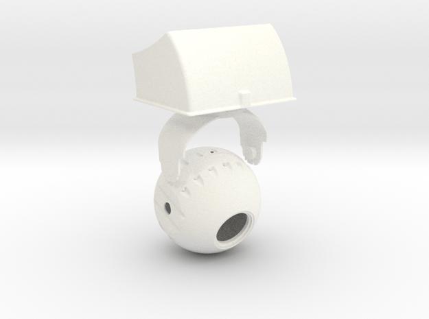 1.8 EC725 / SUPER PUMA FLIR CHLIO in White Processed Versatile Plastic
