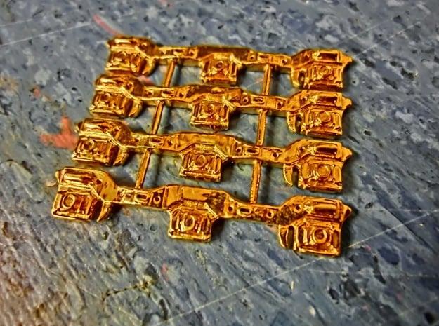 NZ120 DA/DC Bogie Side Frames in Smooth Fine Detail Plastic
