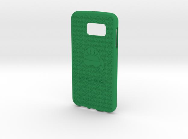 Lucio S6 in Green Processed Versatile Plastic