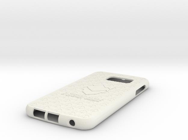 Genji Galaxy S6 in White Natural Versatile Plastic