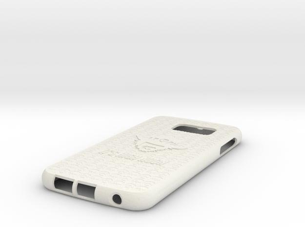 McCree Galaxy S6 in White Natural Versatile Plastic