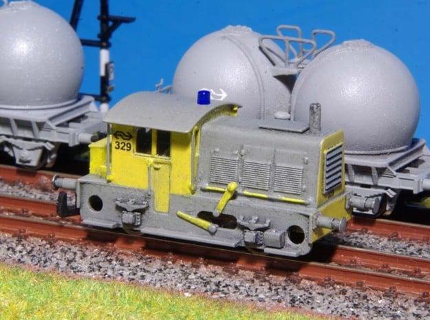 N SIK NS 200-300 locomotor (nieuwere versie)