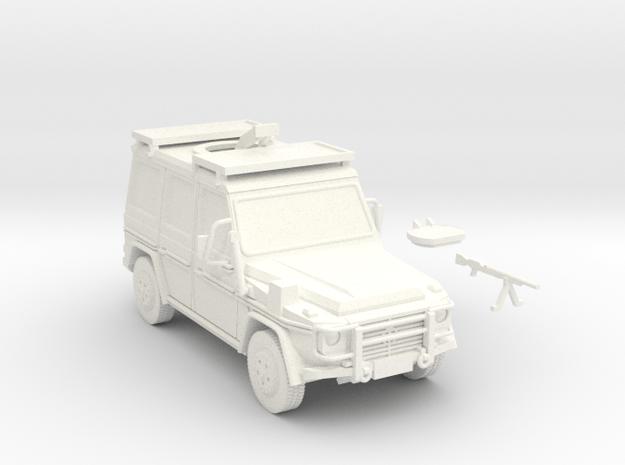 Canadian Army G-Wagen 1:50