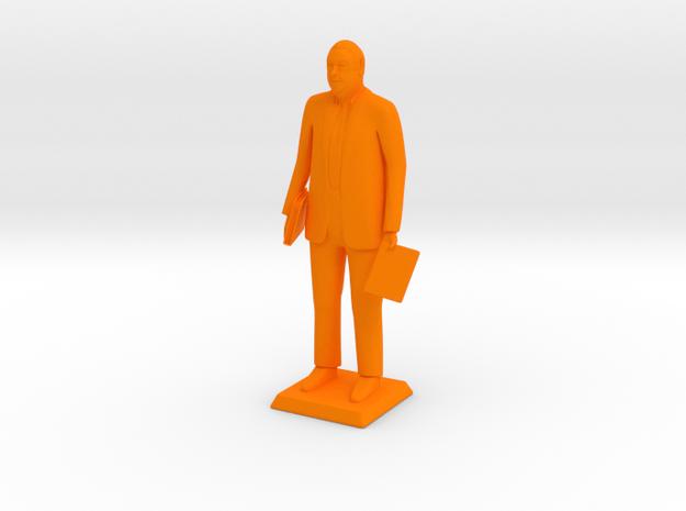 Ronald J Becker in Orange Processed Versatile Plastic