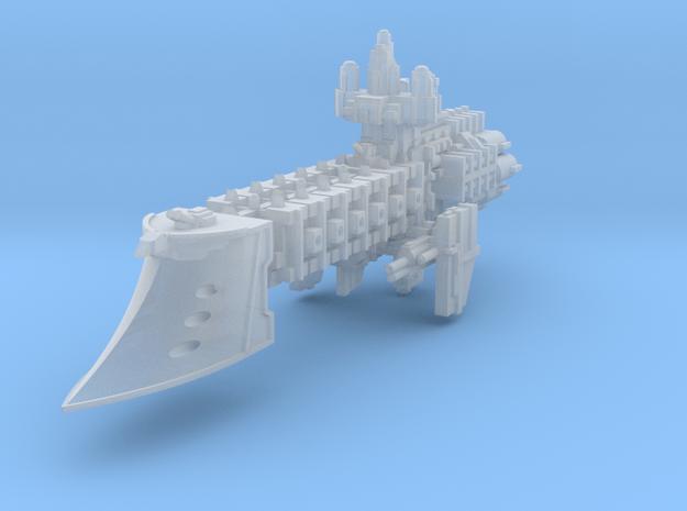 Dauntless class Imperial light cruiser (Torpedo va in Smooth Fine Detail Plastic