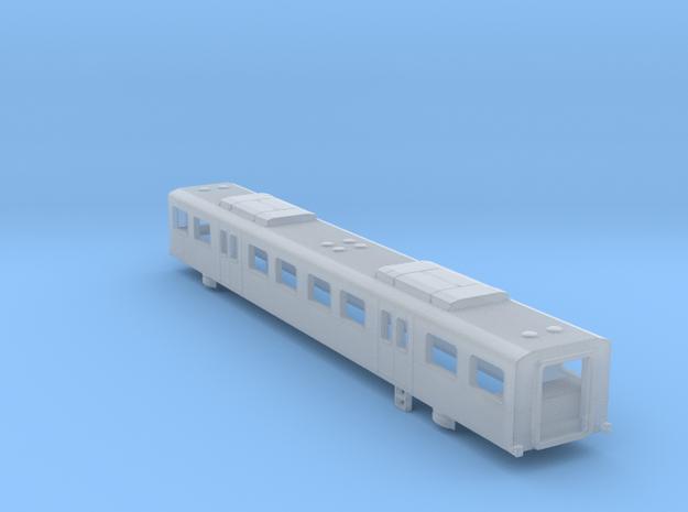 NST1 - Melbourne Metro Siemens - T Car in Smooth Fine Detail Plastic