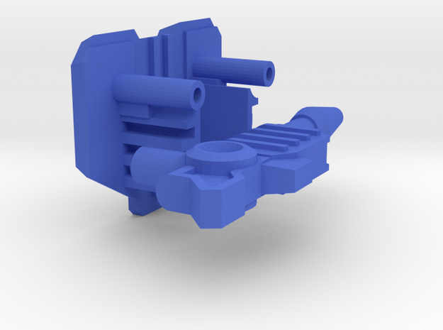 IDW: Nightbeat upgrade kit in Blue Processed Versatile Plastic