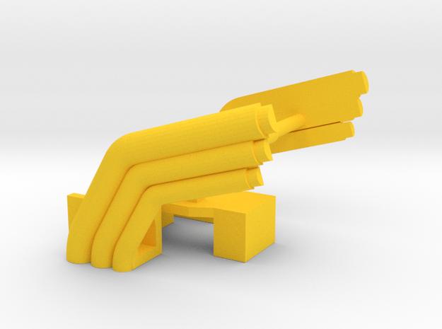 CW : Rod Kit in Yellow Processed Versatile Plastic