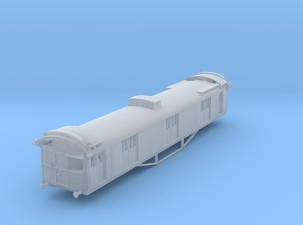 NTP3 - VR Tait Parcels Van (3 CM) in Smooth Fine Detail Plastic