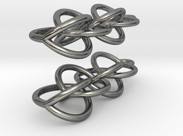 Rain Chain - Precious Metal Earrings
