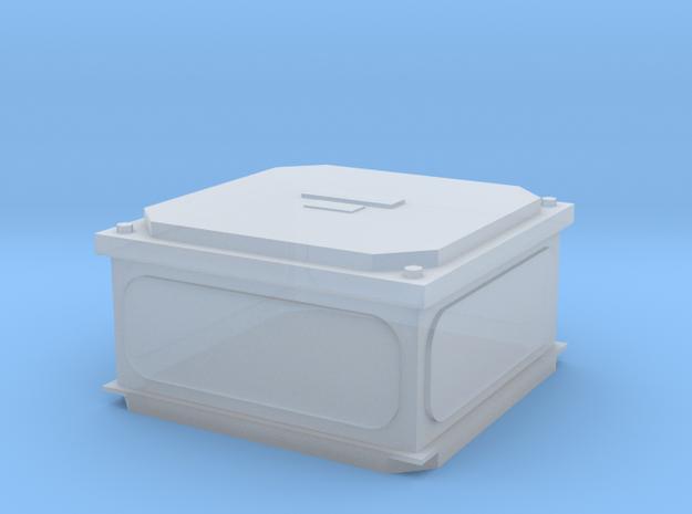 Spur2 Elektroverteilerkasten NSHV in Smooth Fine Detail Plastic