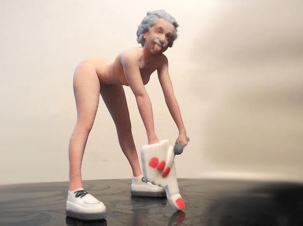 Twerking Einstein