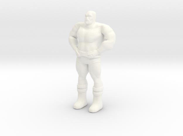Thanoseid custom Heroclix in White Processed Versatile Plastic
