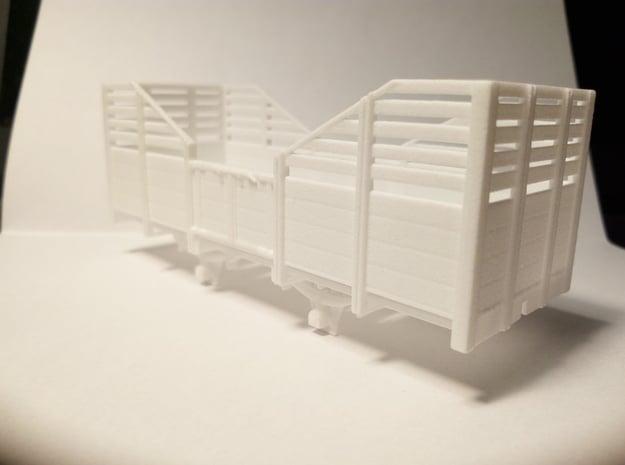 007A GSM/GTM OZ143 in White Processed Versatile Plastic
