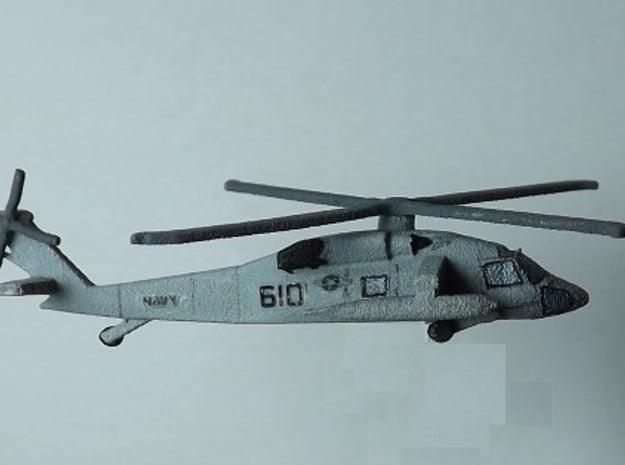 1/285 (6mm) UH-60 Blackhawk v.2 in White Natural Versatile Plastic
