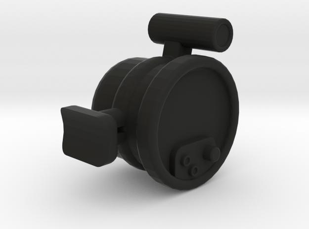 1/10 scale Autometer Tach in Black Natural Versatile Plastic