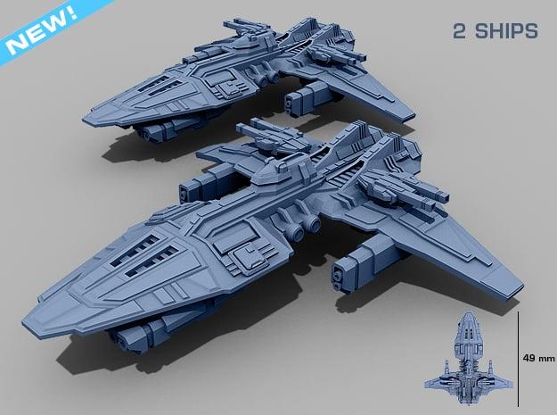 HOMEFLEET Light Cruiser – 2 ships