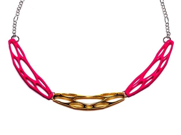 FutureForm Necklace in Polished Brass