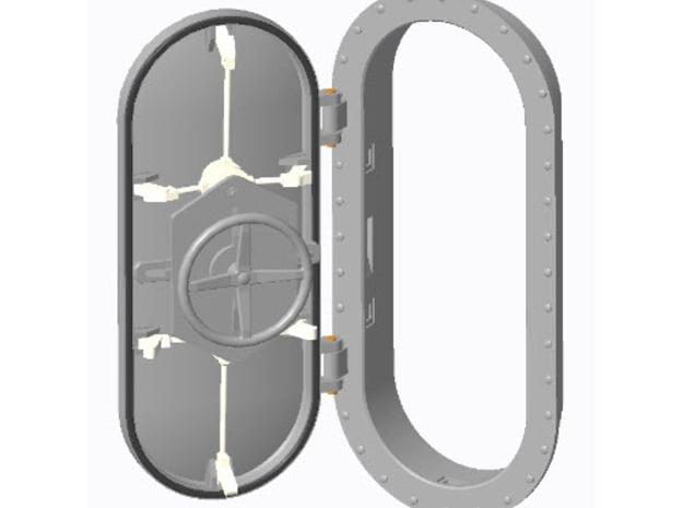 Schott Typ-C 1:40 in Smooth Fine Detail Plastic