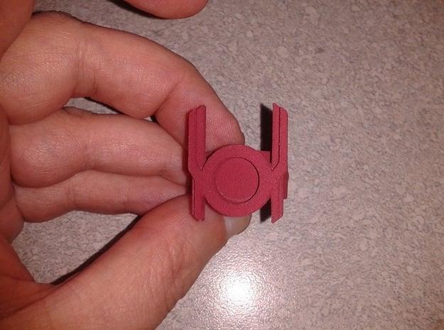 Rage11 in Red Processed Versatile Plastic