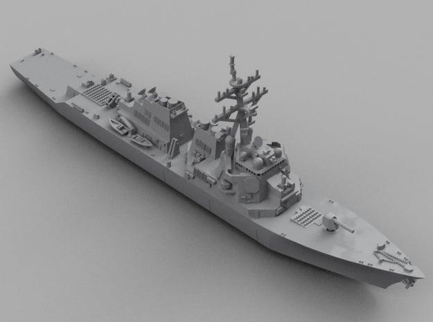 1/1800 USS ArleighBurke in Smooth Fine Detail Plastic