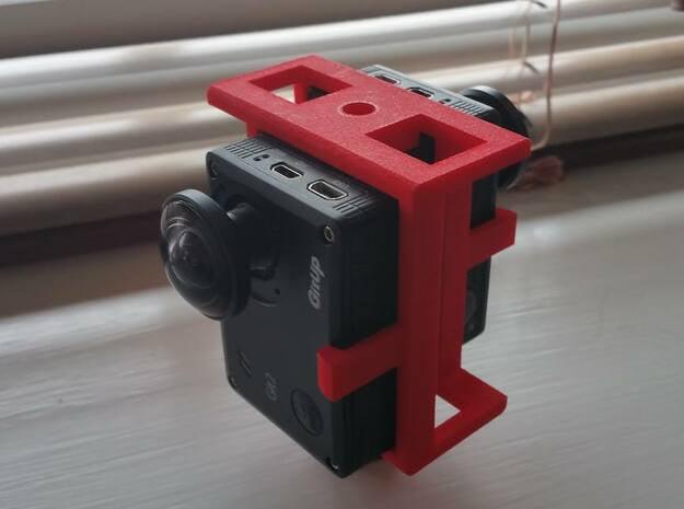 Brahma Duet Git2 camera Rig in Black Natural Versatile Plastic